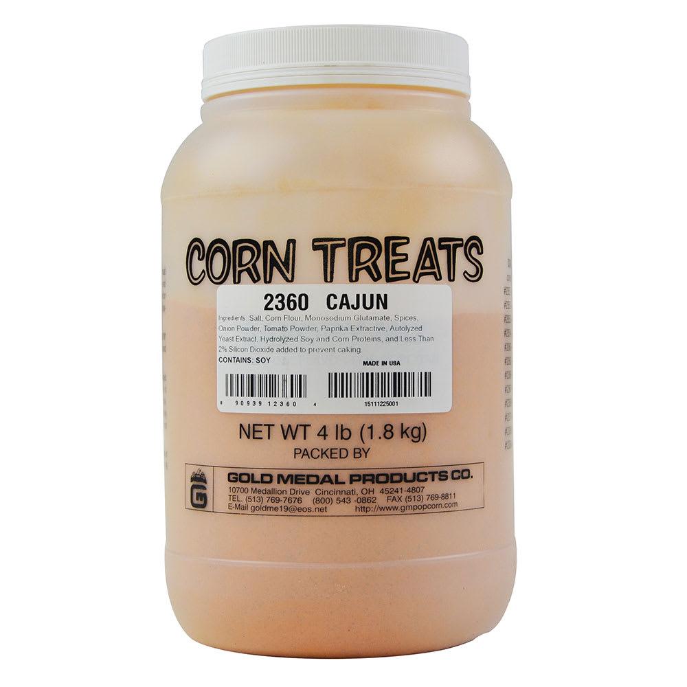 Gold Medal 2360 4-lb Shake-On Cajun Flavor