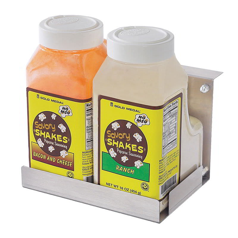 Gold Medal 2520 Shake On Savory Flavors Bottle Holder