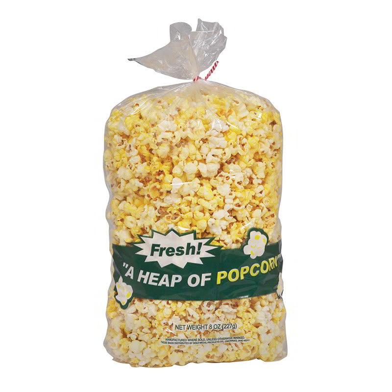 Gold Medal 2532 28-oz Disposable Heap O Corn Bag, 500/Case