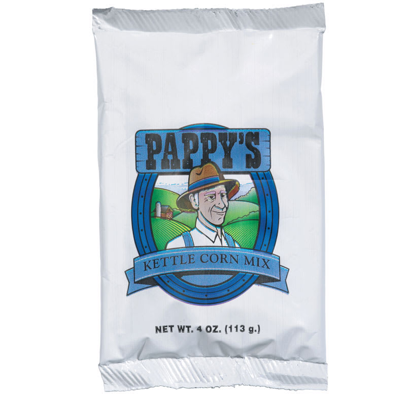 Gold Medal 2568 30 lb Pappys Kettle Corn Mix