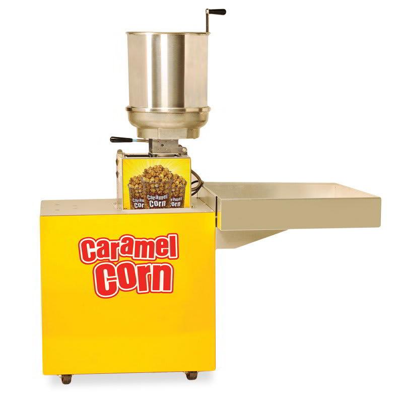 Gold Medal 2626 208 Karamel Baby Cooker Mixer w/ 2.5-gal Capacity & 20-min Cycle Time, 208/1V