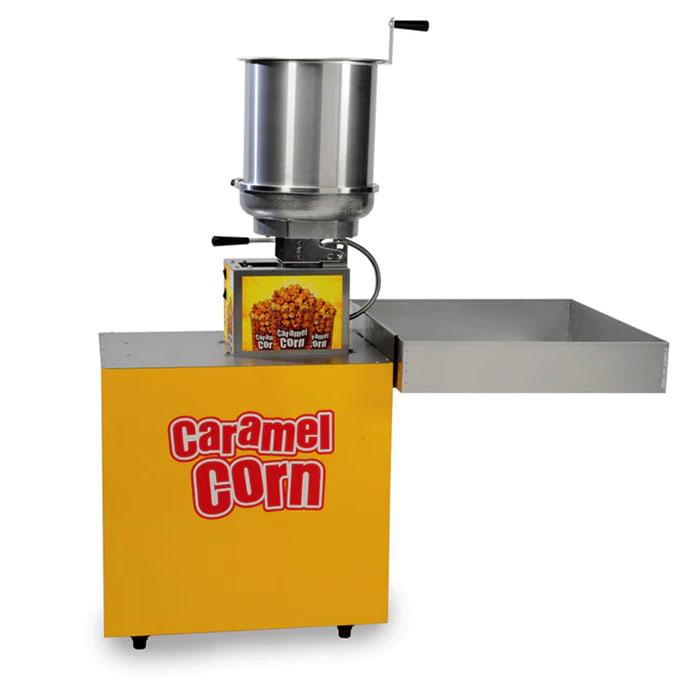 Gold Medal 2626 Karamel Baby Cooker Mixer w/ 2.5-gal Capacity & 20-min Cycle Time, 120v