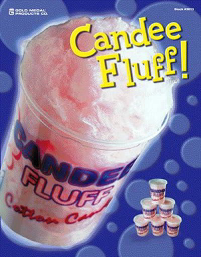 Gold Medal 3013 Candee Fluff Poster