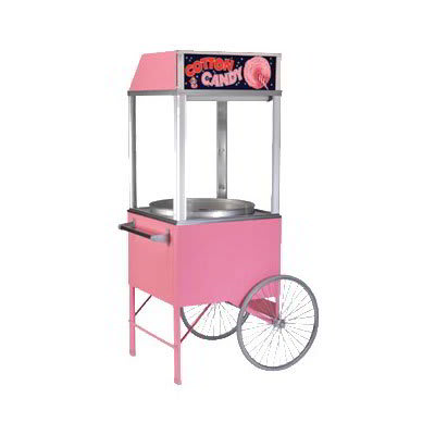Gold Medal 3035P Unifloss Top for Pink Unifloss Cart