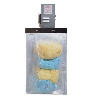 Gold Medal 3045 Wall Mount Bracket for Regular or Cello Loose Packed Cotton Candy Bags