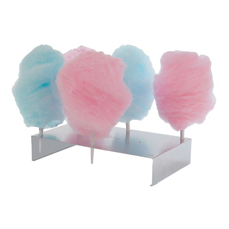 Gold Medal 3062 Cotton Candy Counter Tray w/ 6-Cone Capacity