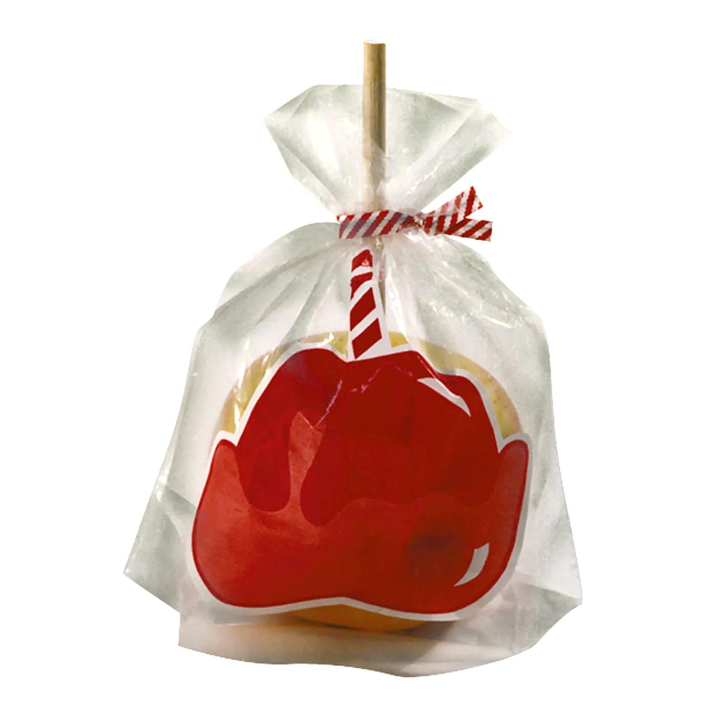 Gold Medal 4007 Satchel Bottom Candy Apple Bags, 1,000/Case