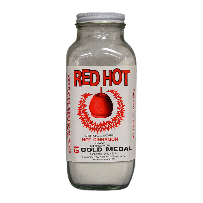 Gold Medal 4135 Red Hot Apple Flavor for Candy Apples