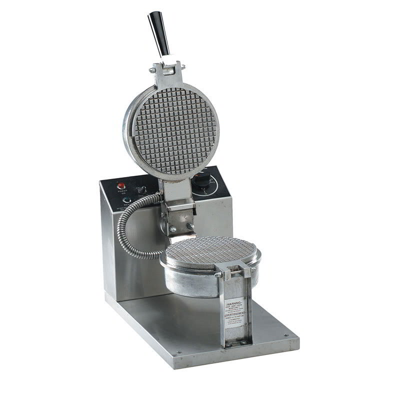 """Gold Medal 5023 Small Waffle Cone Baker w/ 6.5"""" Grid"""