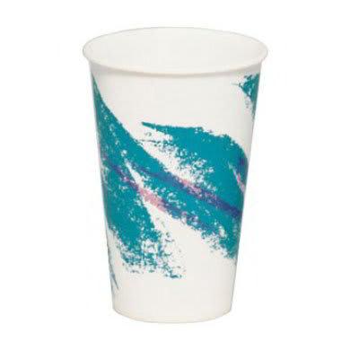 Gold Medal 5193 8 oz Plain Disposable Styrofoam Cups, 1,000/Case