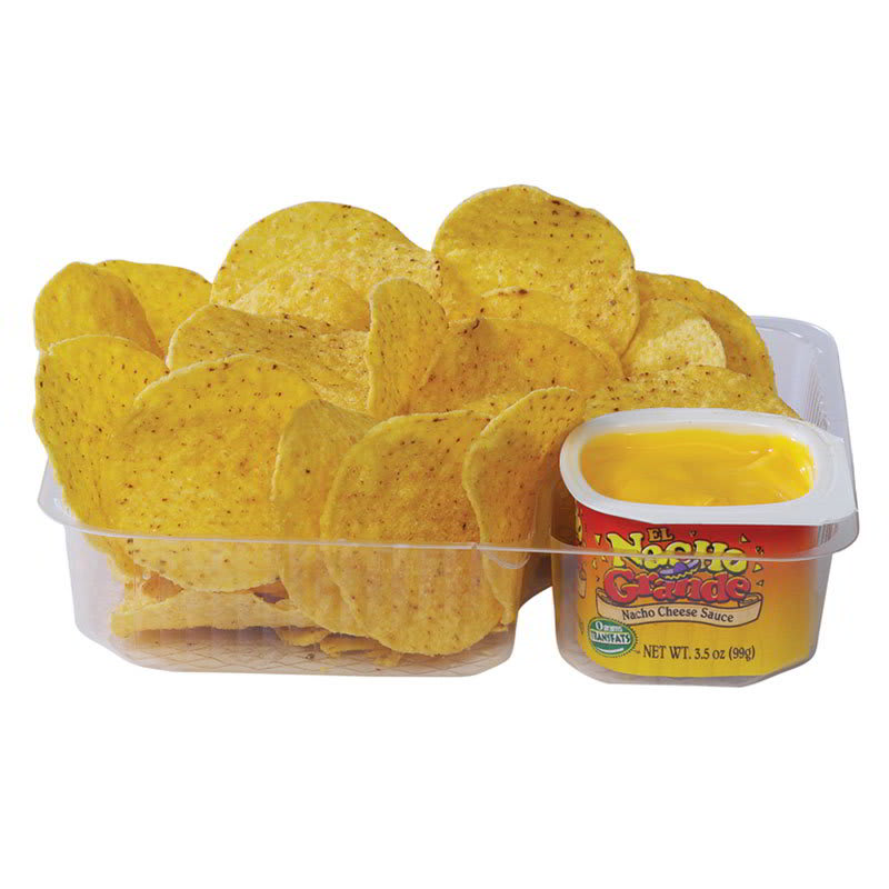 Gold Medal 5263 Disposable Nacho Serving Tray for Portion Pak, 500/Case