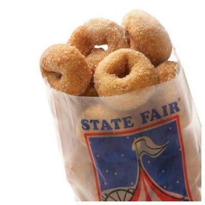 Gold Medal 5413 5-lb Cinnamon Sugar for Mini Donuts, 4-Bags/Case