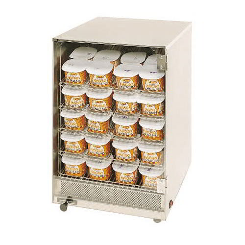 "Gold Medal 5583 12.5"" Medium Portion Pak Warmer w/ 80 Cup Capacity & 5 Shelves, 120v"