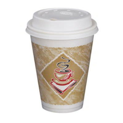Gold Medal 7038 12-oz Insulated Disposable Coffee Cups, 1,000/Case