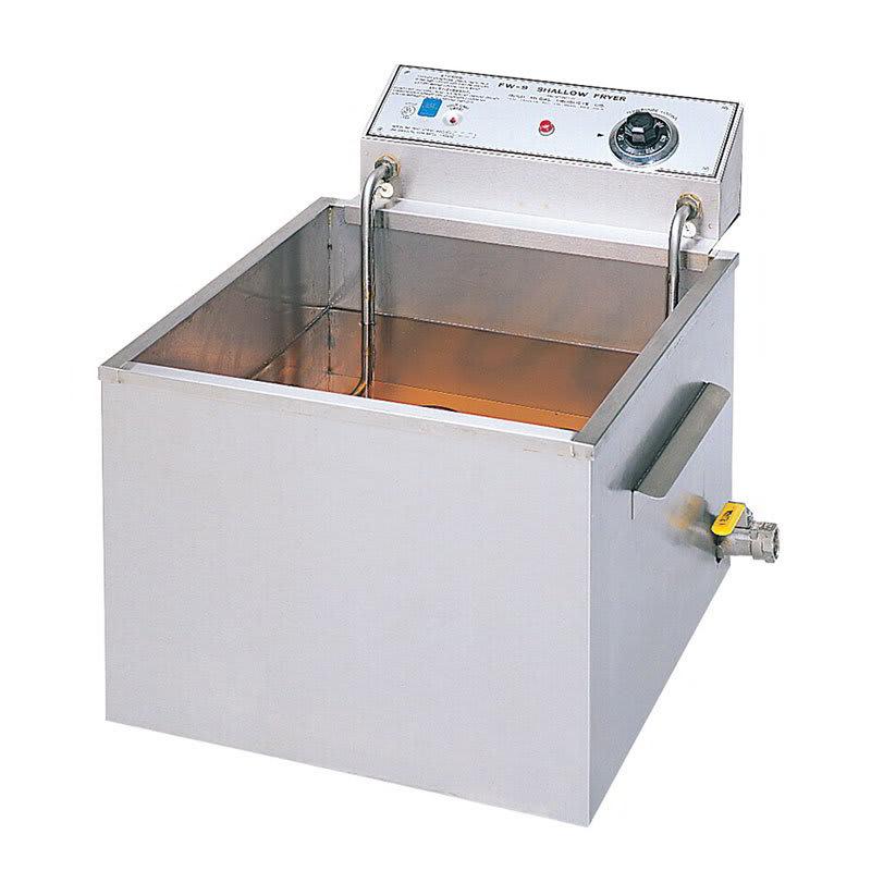 Gold Medal 8073 Countertop Electric Fryer - (1) 47 lb Vat, 230v/1ph