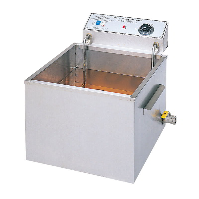 Gold Medal 8073BF Countertop Electric Fryer - (1) 47 lb Vat, 230v/1ph