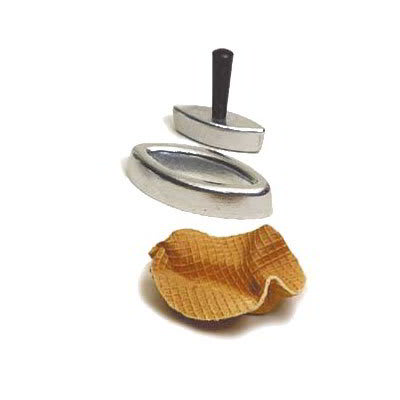 Gold Medal 8218 Boat Dish Mold, Forming Kit
