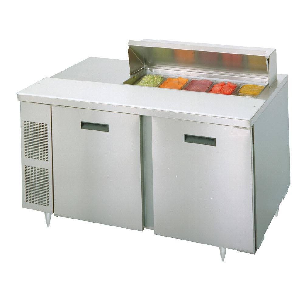 "Randell 9200-32-7 60"" Sandwich/Salad Prep Table w/ Refrigerated Base, 115v"