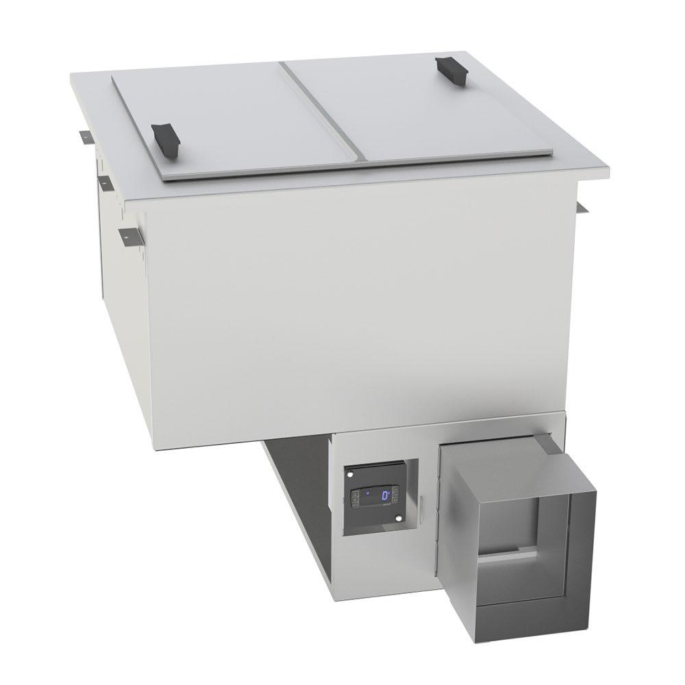 "Randell 9552A 28.38"" Drop-In Ice Cream Freezer w/ 4 Tub Capacity, 115v"