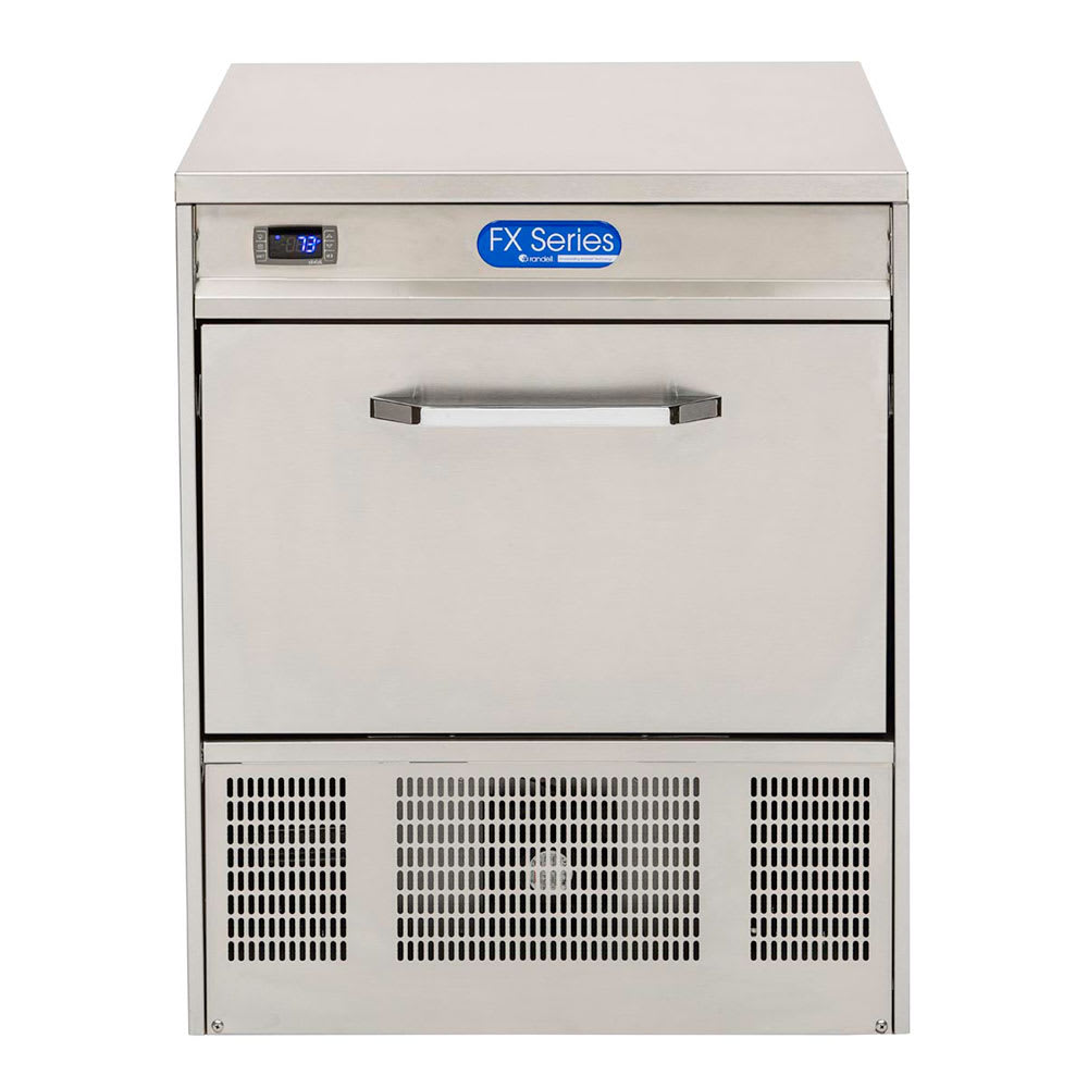 Randell FX-1UC-290 2.7-cu ft Undercounter Refrigerator w/ (1) Section & (1) Drawer, 115v