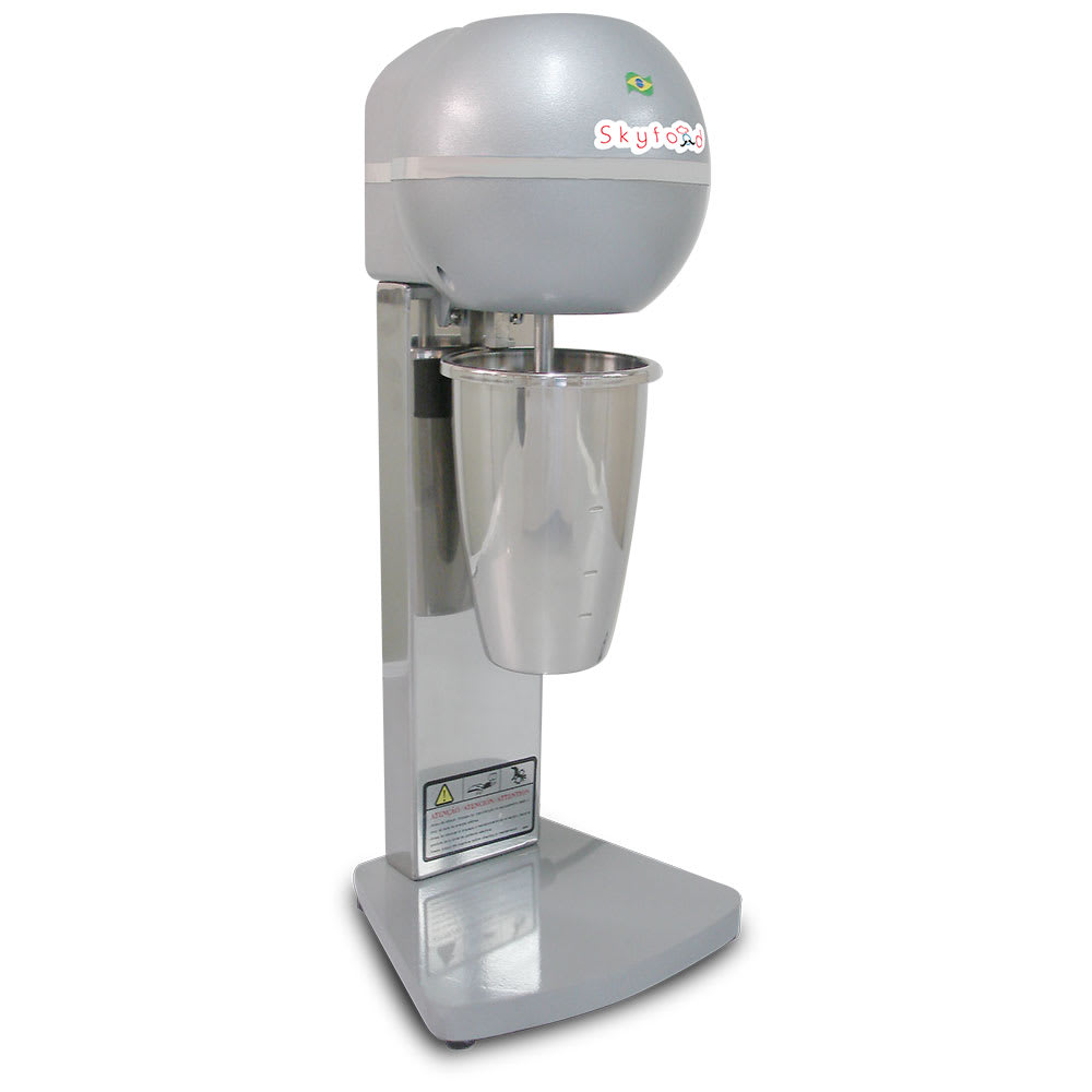 Skyfood BMS Single Head Drink Mixer w/ (1) 27-oz Stainless Mixing Cup, 110 V