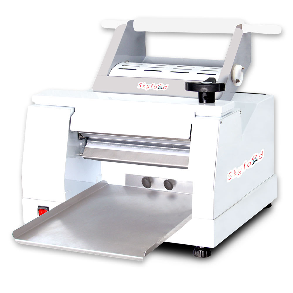 Skyfood CLM-300 Table Top Dough Roller & Sheeter w/ 4.5-lb Dough Capacity, 110v