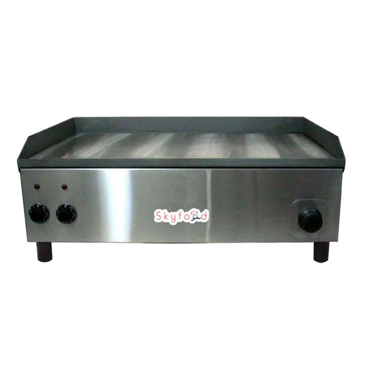 "Skyfood EGP32 220V 32"" Electric Griddle - Manual, 1"" Steel Plate, 220v/1ph"