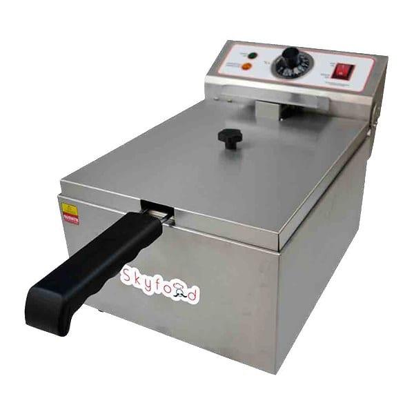 Skyfood FE-10-N Countertop Electric Fryer - (1) 10-lb Vat, 110v