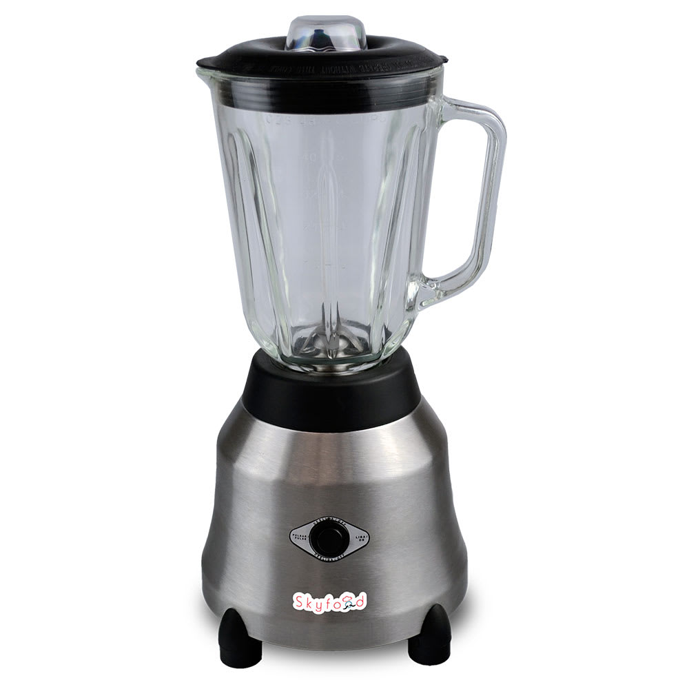 Skyfood LV1.5 Countertop Drink Blender w/ Glass Container
