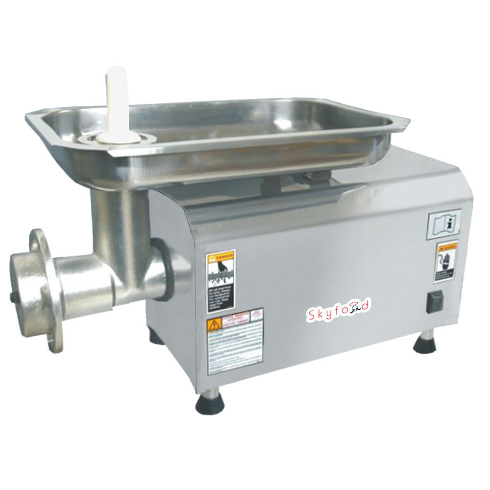 Fabulous Skyfood Pci 22G Bench Meat Grinder W 650 Lb Hr Capacity 110V Pdpeps Interior Chair Design Pdpepsorg