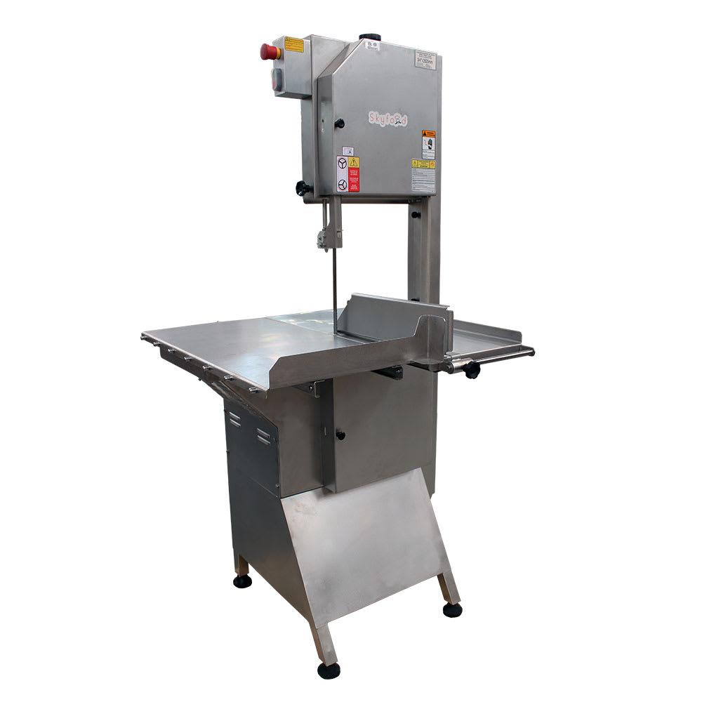 Skyfood SI-282HDE-1 Meat & Bone Saw w/ 2000-lb/hr Capacity, 230v/1ph