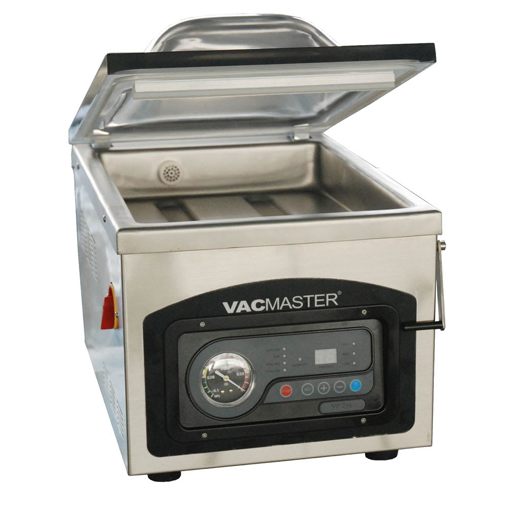"""Skyfood VP215C Table Vacuum Pack Machine w/ 10.25 x 1/8"""" Seal, 20-40-sec Cycle"""