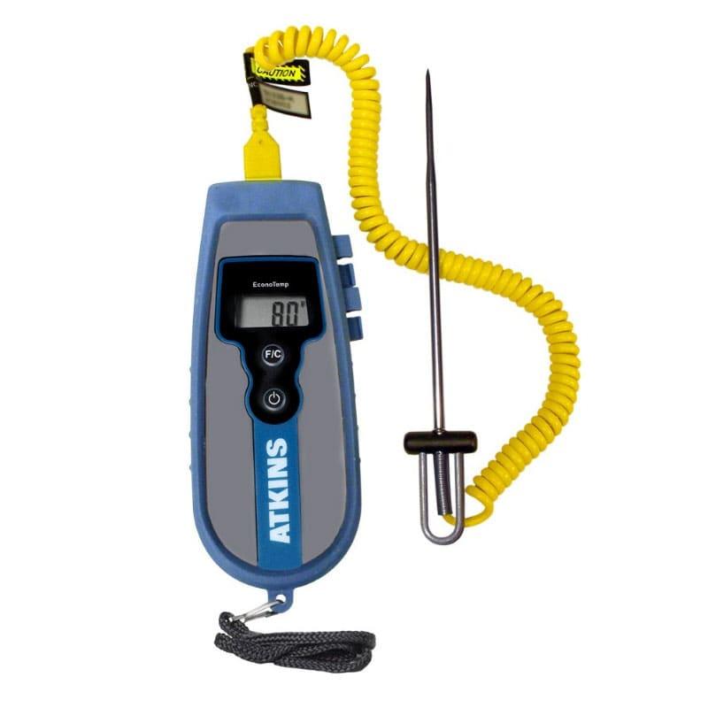 Cooper 93230-K Economy Combo Kit, Needle Probe & Thermocouple Instrument, -40-500 F