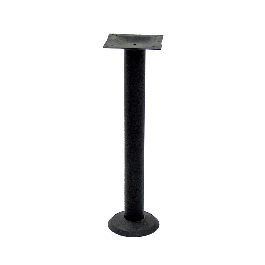 "Oak Street BDB-STD Dining Height Bolt Down Table Base w/ 3"" Diameter, Cast Iron"