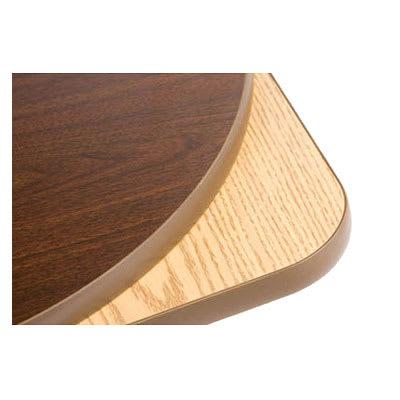 "Oak Street OW3072 Rectangular Reversible Table Top, 30 x 72"", Oak & Walnut"