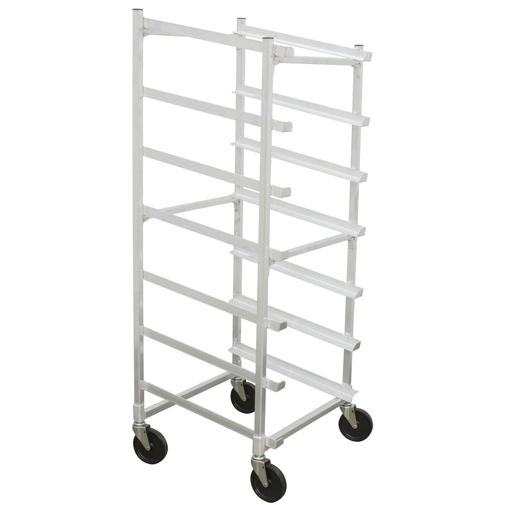 DoughXpress DXDC-5NT Dough Ball Storage Cart w/ 7 Tray Capacity