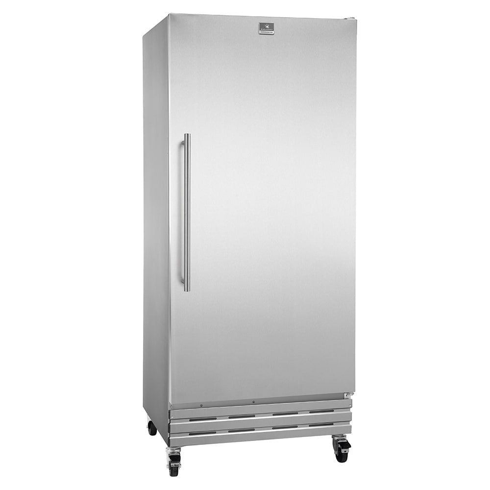 "Kelvinator Commercial KCBM180RQY 32"" One Section Reach In Refrigerator, (1) Right Hinge Solid Door, 120v"