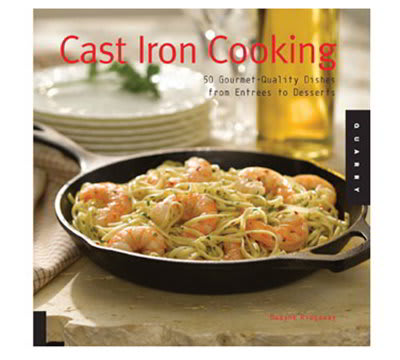 Lodge CBCCR 50 Gourmet Quality Dishes from Entrees to Desserts Cookbook