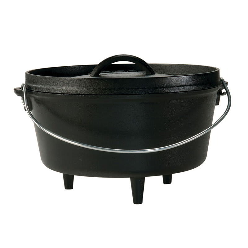 Lodge L10DCO3 5-qt Cast Iron Braising Pot