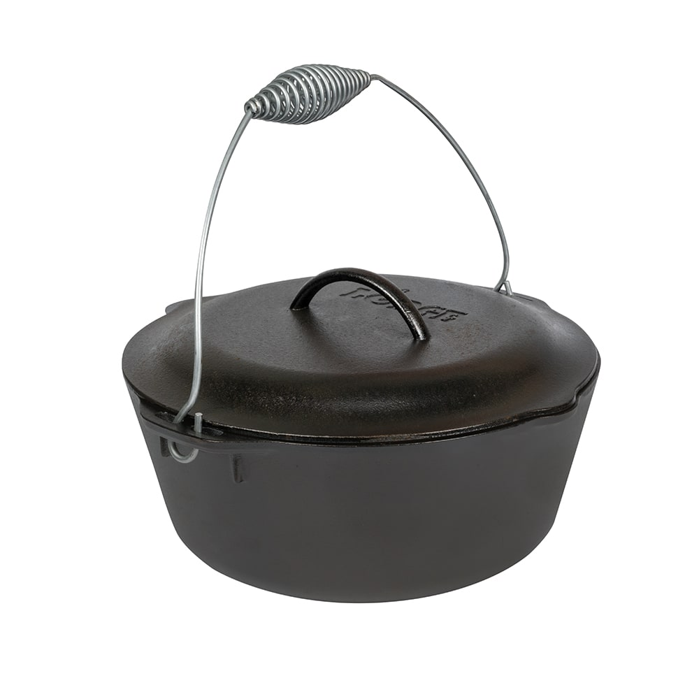 Lodge L10DO3 7-qt Cast Iron Braising Pot