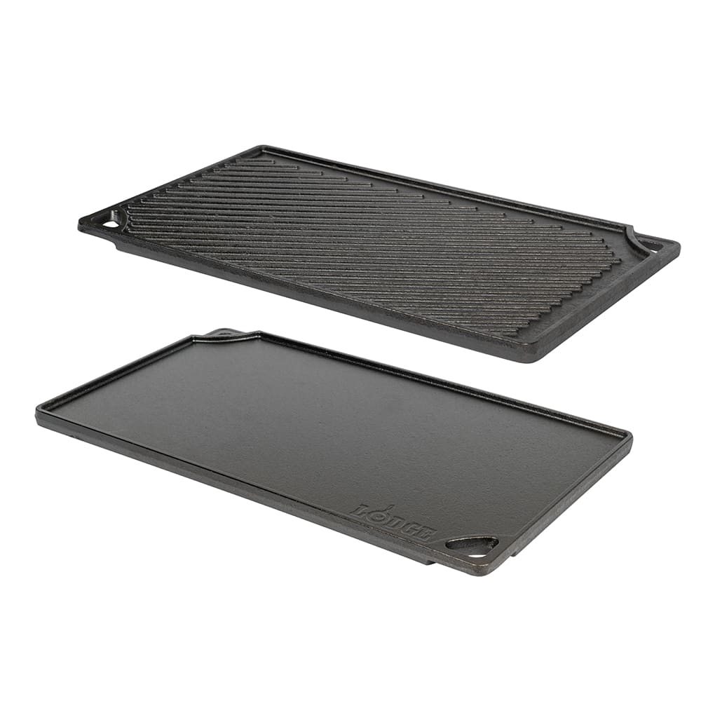 Lodge LDP3 Reversible Double Play Grill/Griddle