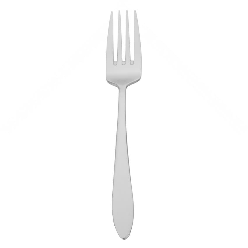 "Walco 0106 6.5"" Idol Salad Fork - 18/0 Stainless Steel"
