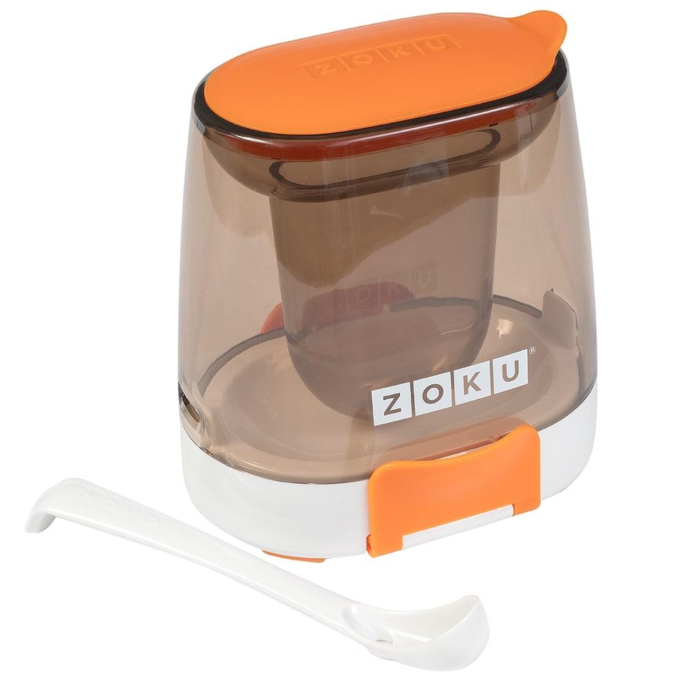 Zoku ZK111 Chocolate Station for Zoku Quick Pops w/ Drizzle Spoon & 2-Sprinkle Trays