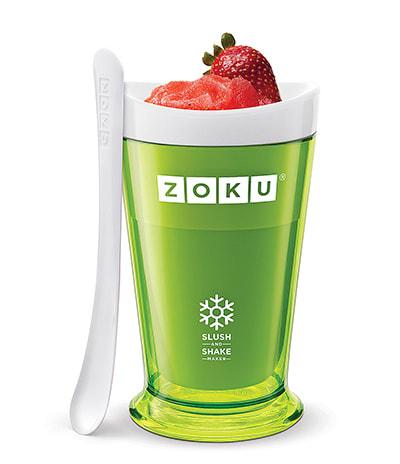 Zoku ZK113-GN Slush & Shake Maker - Green