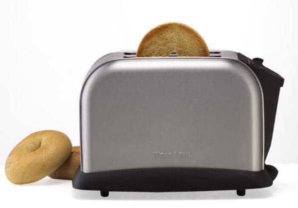 Focus 78002 Light Duty 2-Slice Toaster w/ 1.25-in Slots, 850-watts, 120 V