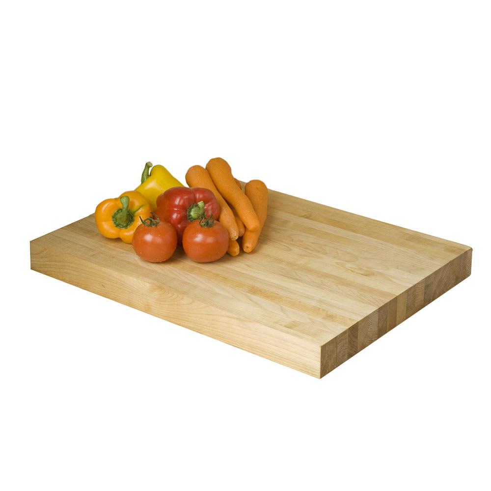 """Focus 8935 Butcher Block Cutting Board, 20 x 15 x 1-3/4"""""""
