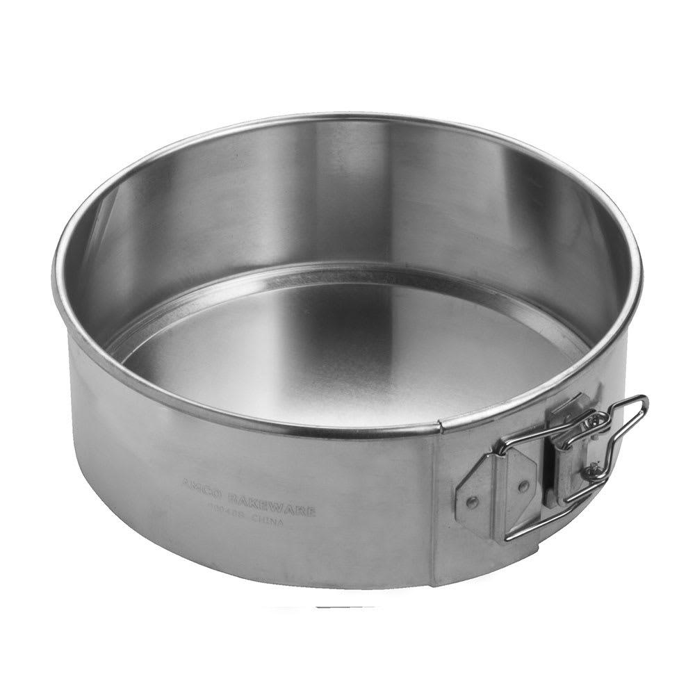 """Focus 900408 Spring Form Cake Pan, 8"""" Dia. x 3""""deep, Aluminum"""