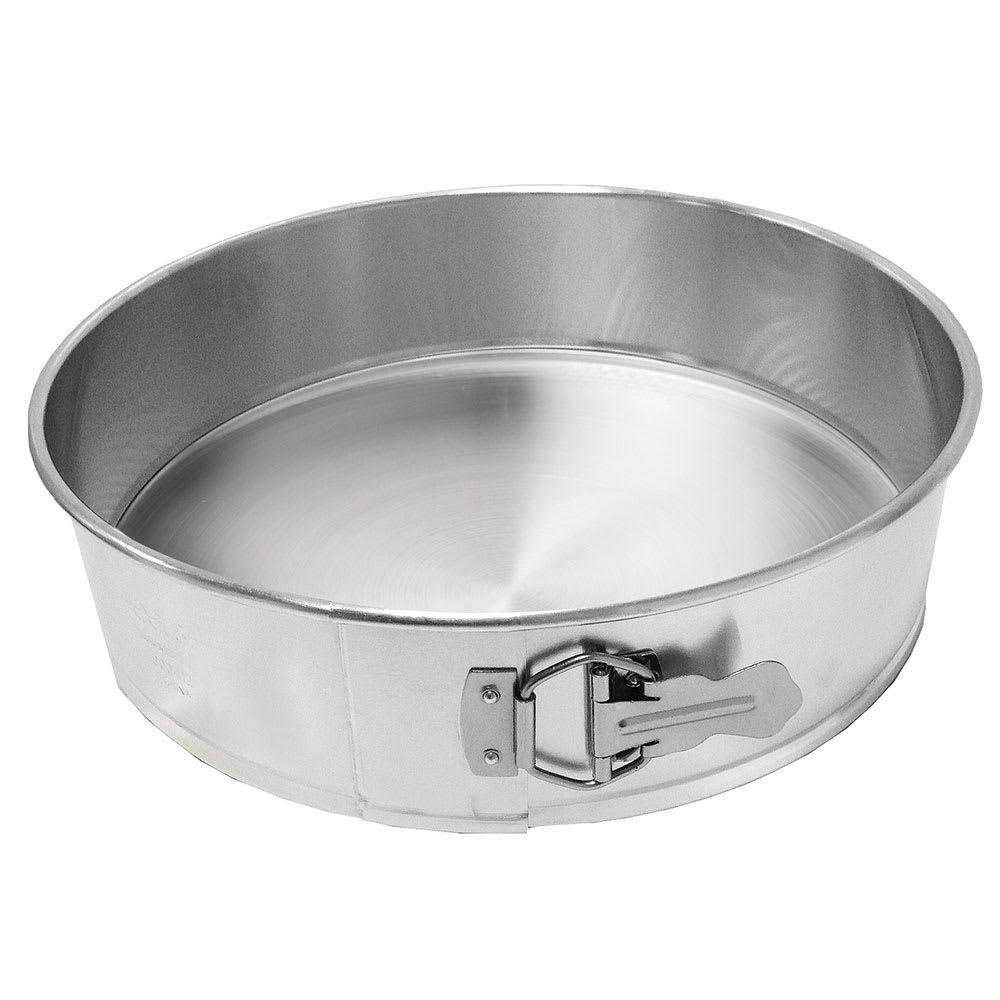 """Focus 900412 Spring Form Cake Pan, 12"""" Dia x 3""""Deep, Aluminum"""