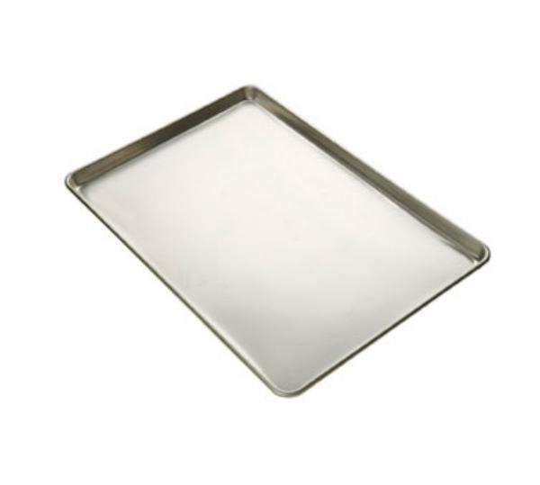 Focus 900455 1/4-Size Sheet Pan, Aluminized Steel w/ Silicone Glaze