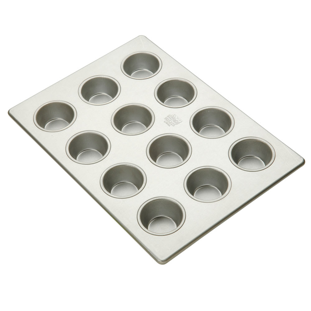 Focus 905225 Cupcake Pan Holds (12) 2 3/4""